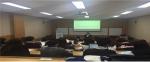 한국보건복지인력개발원이 찾아가는 교육 보건분야 국제협력이해 과정을 실시하고 있다