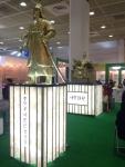 이조가 2015 창조경제 박람회에 대형 3D프린터 및 조형물을 전시한다