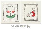 스칸맘이 인기 웹툰 어쿠스틱라이프와의 콜라보레이션 컬렉션을 선보인다