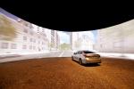 현대자동차그룹은 지난 20일(금) 유튜브(YouTube)를 통해서 공개한 '고잉홈(Going Home)' 캠페인 영상이 일주일 만에 조회수 1천만 건을 돌파했다고 29일(일) 밝혔다. 사진은 캠페인 주인공이 제네시스에 탑승해 3D 영상으로 구현된 가상의 고향을 보고 있는 모습 (사진제공: 현대기아자동차그룹)
