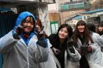 청소년 특별활동 소셜네트워크 유테카 연탄배달봉사