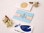 탈북자 구출 후원금 마련을 위해 판매하는 나우의 크리스마스카드