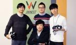 요즈마 그룹이 가상현실 기술 기반 컨텐츠 전문 개발사 제이더블유네스트에 투자를 완료했다