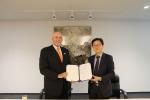 괌정부관광청과 MBC 플러스가 12월 3일 MOU를 체결했다.
