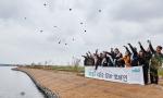 윌로펌프 윌로리베 봉사단이 낙동강 환경개선 캠페인을 실시했다