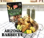 하림이 미국 웨스턴 카우보이의 본고장 정통의 맛을 담은 애리조나 바베큐 치킨을  NS 홈쇼핑을 통해 선보인다