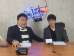 국내 최초 소셜스타 토크쇼 '미개인' 방송 中