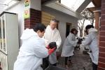 한국장학재단이 사랑의 연탄나눔 봉사활동을 했다