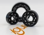 이구스 플라스틱 볼 베어링 신제품, xiros S180 시리즈: 동일한 가격으로 더 나은 특성을 제공하는 다용도 볼 베어링 xiros S180 시리즈는 별도의 급유 및 유지보수가 필요 없어 더욱 경제적이다.