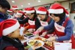 테팔이 보육시설 어린이와 함께 하는 성탄 파티를 실시한다