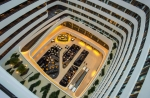힐튼이 최신 시설의 힐튼 암스테르담 공항 스키폴 오픈으로 공항 호텔 컨셉을 재정의 했다.