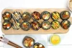 김밥킹 오징어먹물김밥