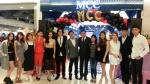 MCC 코스메틱 말레이시아 브랜드샵 1호점 오픈 행사