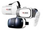 왼쪽으로 부터 VRBOX1, 폭푹마경3PLUS, VRBOX2