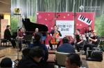 건국대병원이 23일 세계적인 첼리스트 양성원씨와 피아니스트 야마구치 히로아키, 레봉벡과 함께 크리스마스를 맞아 특별한 정오의 음악회 무대를 선보였다
