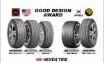 2015년 한국 굿 디자인 어워드와 미국 굿디자인 어워드에서 넥센타이어의 총 5개 제품이 굿 디자인 제품으로 선정되었다