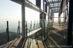 뉴테크우드코리아의 뉴데크가 남산 서울타워 플라자의 야외 테라스에 설치되었다