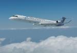 봄바디어 커머셜 에어크래프트가 차이나익스프레스항공으로부터 10대의 CRJ900 소형항공기 확정주문을 받았다