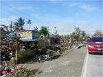 필리핀 태풍 멜로르 피해현장