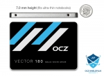 OCZ SSD 벡터 180 시리즈. 최고의 성능과 내구성을 갖췄다 (사진제공: 인컴씨앤씨)