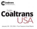 미국 석탄 컨퍼런스 2016이 열린다