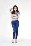 듀오백 광고모델 에이핑크 손나은 (사진제공: 디비케이)