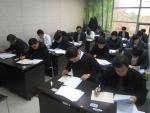 제3회 기업R&D지도사 자격검증시험 1차필기시험 현장사진 (사진제공: 한국기술개발협회)
