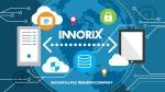 기업용 파일전송 솔루션 전문기업 이노릭스가 네트워크 인프라와 응용 S/W를 개발하는 기업 샘터정보기술과 전략적 파트너 계약을 체결했다
