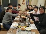 박선민 뉴21커뮤니티 대표가 목포지역 청년 창업자 네트워크 모임을 후원한다