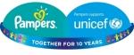 팸퍼스와 UNICEF (사진제공: Procter & Gamble UK)