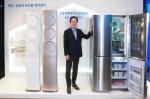 삼성전자, 바람 없는 '무풍에어컨 Q9500'&정온냉동 구현한 '셰프컬렉션' 냉장고 출시
