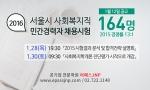 공기업 전문학원 이패스JNP에서 2016년 서울시 사회복지직 민간경력자 채용 대비 단기 합격반을 개설하고 합격전략 설명회를 개최한다