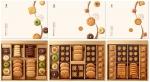 삼립식품이 다가오는 설날을 맞이해 전통명과 선물세트 3종을 출시했다