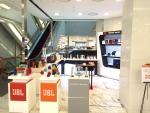 JBL스토어가 갤러리아 백화점 수원점에 팝업스토어를 오픈한다