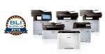 삼성전자 프린터와 복합기가 미국 사무기기 전문 평가기관 바이어스랩으로부터 3년 연속 올해의 흑백 프린터와 복합기 라인업상을 수상했다
