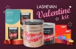 라쉬반이 발렌타인 키트를 출시했다