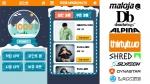 스키장 리프트 탑승 횟수 경쟁 앱 리그오브마운틴이 LOM 포인트 몰을 오픈했다