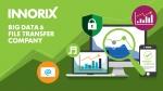 빅데이터 대용량 파일전송 전문기업 이노릭스(대표 권흥열, www.innorix.com/kr)가 기업의 모든 웹 업무 시스템에 적용 가능한 세계 최초의 기업용 고속 파일전송 솔루션 InnoEX와 함께 웹 기반 업무 시스템의 전송 강화를 위해 적극 나섰다.