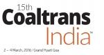 인도 석탄 컨퍼런스 2016이 개최된다