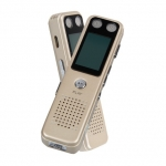 고성능 미니녹음기 AT48는 소리에 반응하여 녹음하는 VOS 기능을 탑재하고 있다