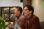 대가대  정휴준 책임교수와 전 행정자치부 정종섭 장관, 청춘에게 답하다 토론회를 개최했다 (사진제공: 희망나눔연구센터)