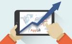 앱리프트가 주요 리전과 앱 버티컬을 통틀어 전년대비 170% 성장을 기록하며 2015년 4/4분기 기준 추산 연간 매출이 1억달러를 돌파했다