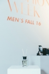 더블유드레스룸이 2월 열린 뉴욕 컬렉션의 공식 향으로 지정됐다