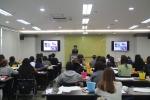 홍선생미술이 17일부터 19일까지 사흘간 185명의 홍선생미술 교사를 대상으로 예술사 교육을 실시했다