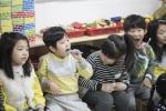 유한덴탈케어의 어린이 양치법 교육 (사진제공: 유한양행)