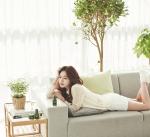 배우 백진희가 자신만의 은밀한 뷰티 사생활을 공개했다 (사진제공: 프리메라)