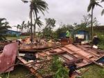 W-재단이 피지에 긴급구호를 실시한다 (사진제공: 더블유재단)