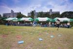 서울장애인종합복지관에서 열린 토요힐링교실 운동회 모습