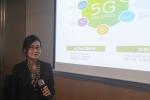 LG유플러스 김선희 박사가 5G 도래는 2D 해상도 경쟁에서 실감 3D 품질 경쟁으로 전환돼 홀로그래피용 단말 콘텐츠 구현을 위한 핵심 원천기술 개발 경쟁이 본격적으로 돌입될 것이라고 28일 밝혔다 (사진제공: LG유플러스)