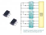 SII세미컨덕터 코퍼레이션, EDLC의 셀 균형 조정 및 과충전 보호에 적합한 자동차 용 EDLC보호 IC 신제품 출시